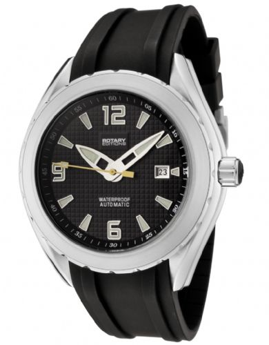 ROTARY Editions 101C AUTOMATIC Titanium Gents Watch